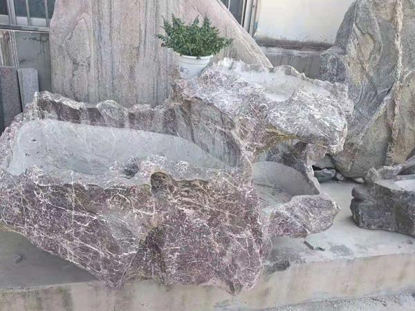 景观石04